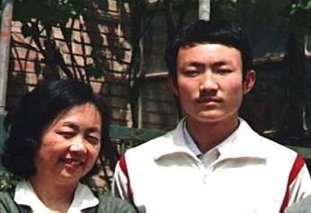 丁子霖与儿子蒋捷连