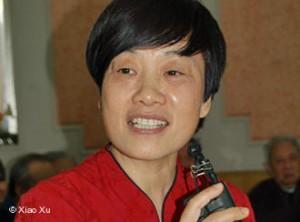 北京电影学院崔卫平教授