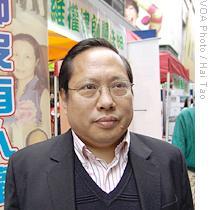 民主党主席、立法会议员何俊仁律师