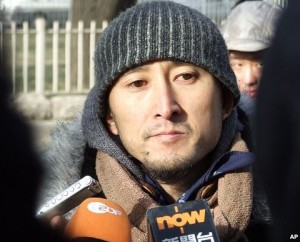 零八宪章签署人杨立才要求陪刘晓波坐牢