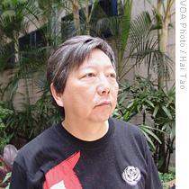 香港职工盟负责人李卓人